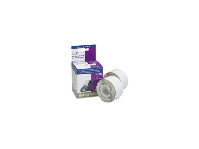 Seiko SLP2RL Self-Adhesive Address Labels for Label Printers  1-1/8 x 3-1/2  White  260/Box