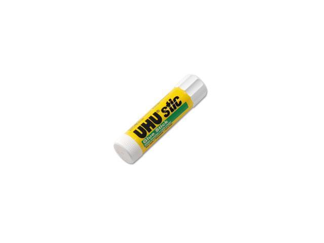 UHU Stic Permanent Clear Application Glue Stick, .29 oz