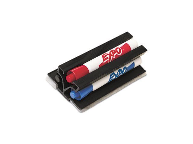 Markaway3 Eraser & Dry Erase Marker Set, Chisel, Assorted, 3/Set