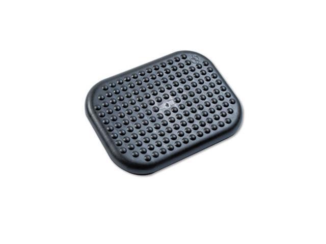 Tilting Footrest, Angle Adjustable, Charcoal, 17-3/4w x 13d x 3-1/2h