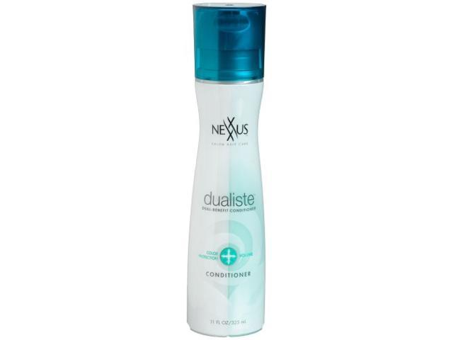 Nexxus Dualiste Conditioner Color Protection & Volume, 11Ounce Bottle