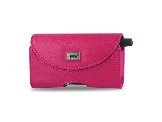 Reiko Horizontal Phone Pouch 4.4x2.3x0.91 (Fits Phone With Case)
