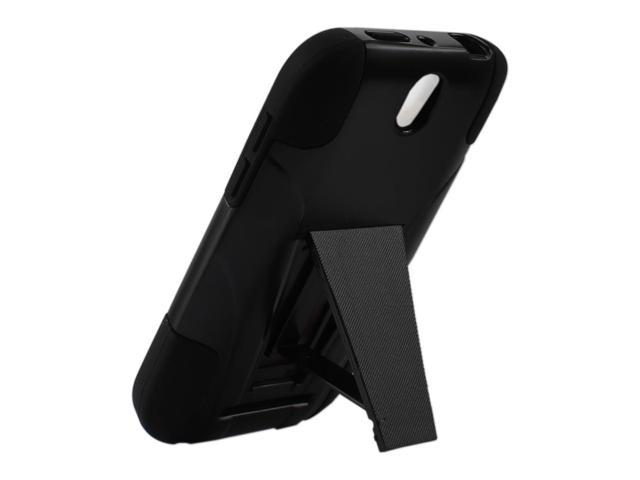 Reiko Heavy Duty Stand Hybrid Case For HTC One SV