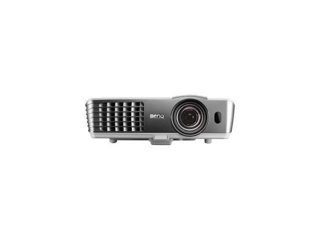 BenQ W1080ST 3D Ready DLP Projector - 1080p - HDTV - 16:9