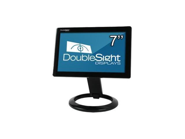 "DoubleSight Displays DS-70U 7"" LCD Monitor - 16:10 - 30 ms"