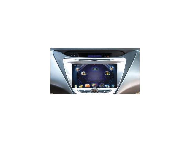 Power Acoustik P-85ELTR Automobile Audio/Video GPS Navigation System