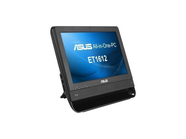Asus ET1612IUTS-B004E All-in-One Computer - Intel Celeron 1.10 GHz - Desktop - Black