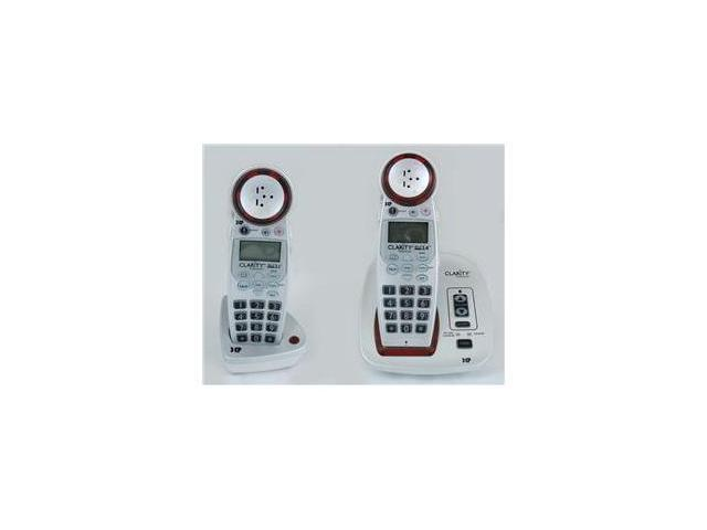 Clarity cordless amplified telephone 59465.000 XLC3.4 and XLC3.5HS Combo