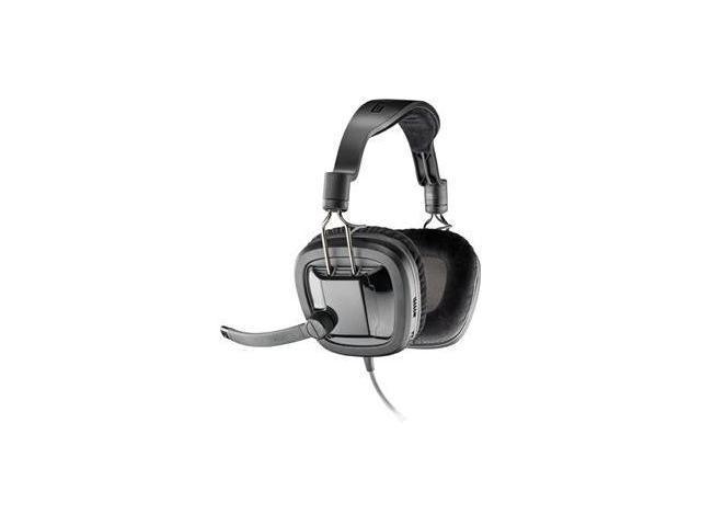 Stereo Gaming Headset w/ Swivel Speakers