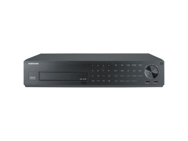 Samsung SRD-1653D 16-Channel CIF Real-Time H.264 Digital Video Recorder (3TB)