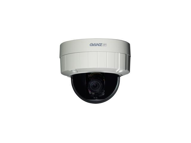 GANZ H.264 HD Optimized Outdoor IP Dome Camera (HD 1080p)