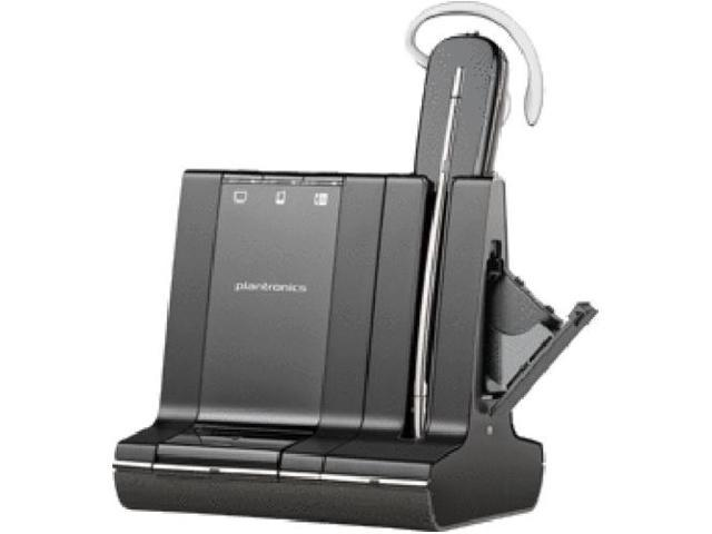 Plantronics Savi W745-M Wireless Headset System (86507-21)