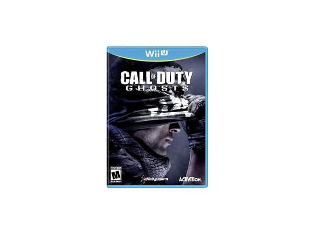 Activision Call Of Duty : Ghosts First Person Shooter - Wii U