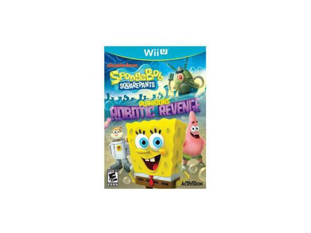 Activision SpongeBob SquarePants: Plankton's Robotic Revenge