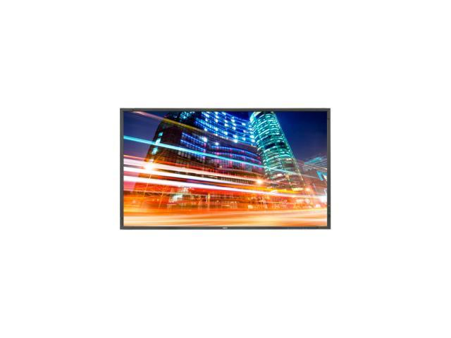 """NEC Display 55"""" LED Backlit Professional-Grade Large Screen Display with Integrated Tuner"""