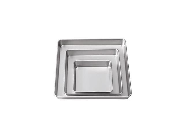 Wilton Performance Square Cake Pan Set