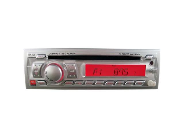 JBL MR145 AM/FM/CD Stereo w/Front Auxilary Input (MR145S)