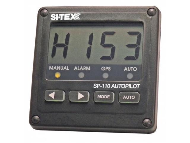 SI-TEX SP110RF-3  SP-110 System w/Rudder Feedback  and  Type S Mechanical Dash Drive