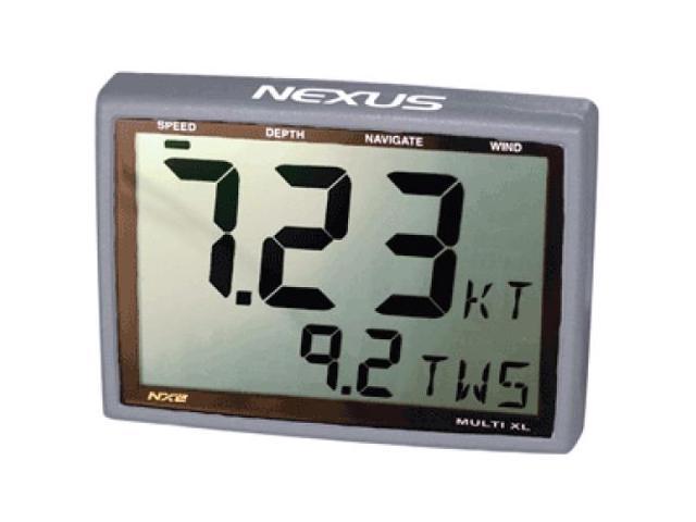 Nexus NX2 Multi XL Instrument w/8M Cable (22308-1)