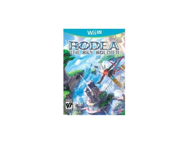 ATLUS RS-01515-6 Rodea the Sky Soldier WiiU