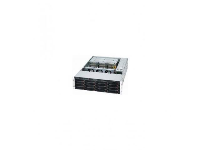 SUPERMICRO CSE-837E26-RJBOD1 Black 3U Rackmount Server Case