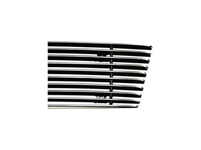 CARRIAGE WORKS CWG47253 14-15 SIERRA 1500 CUT-OUT REPLACEMENT BLACK BILLET GRILLE