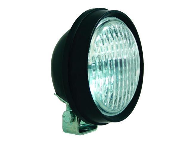 Hella Rubber 4.75 in. Halogen Work Lamp
