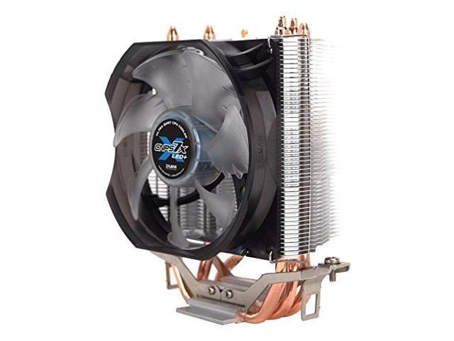 ZALMAN USA CNPS7XLED PLUS Zalman CNPS7XLED PLUS CPU Cooler For Intel Socket 1155115611511150775  and  AMD Socket FM2FM1AM3AM3AM2AM2