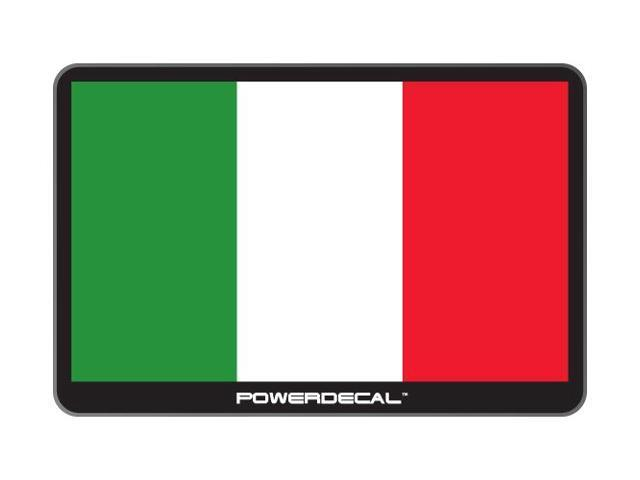 POWERDECAL A6XPWRITALY  ITALIAN FLAG