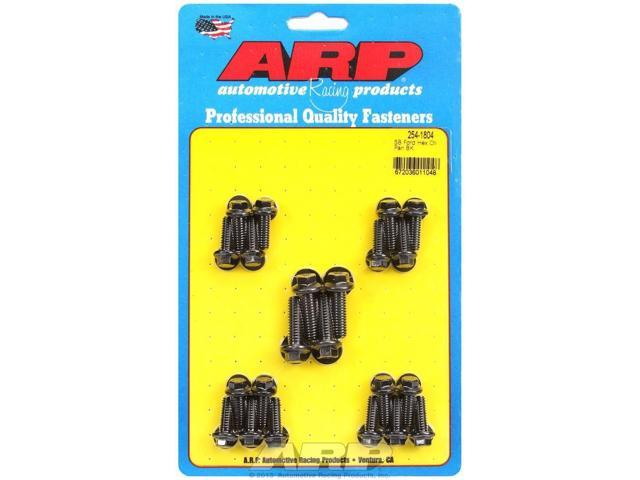Arp 2541804 Hex Oil Pan Bolt Kit