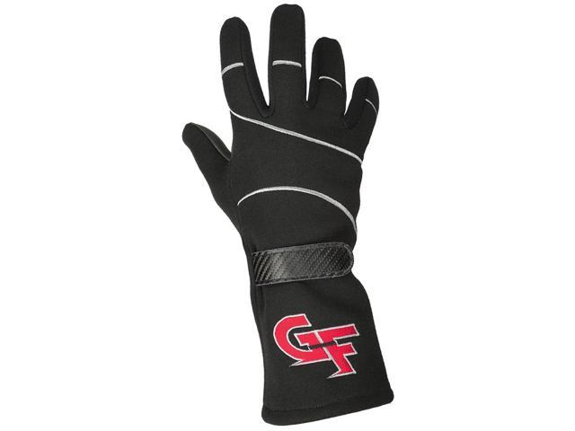 G-FORCE G504106MEDBK G6 GLOVE MED BLACK