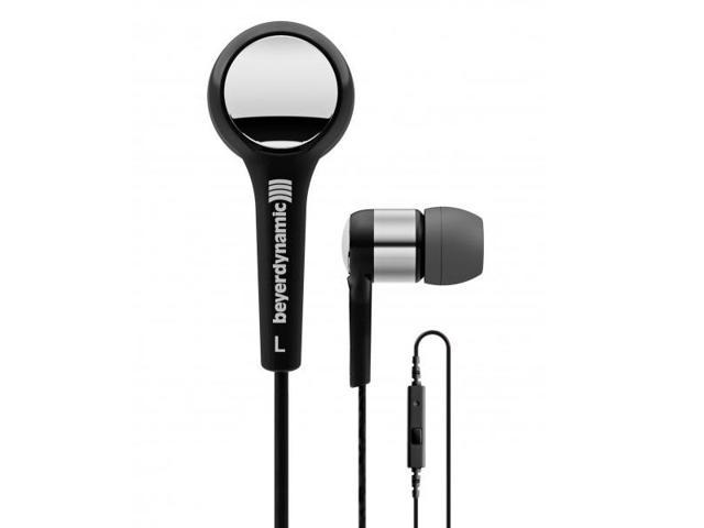 Beyerdynamic MMX 102 iE Black Neodymium Mic / Remote Earbuds Earphones