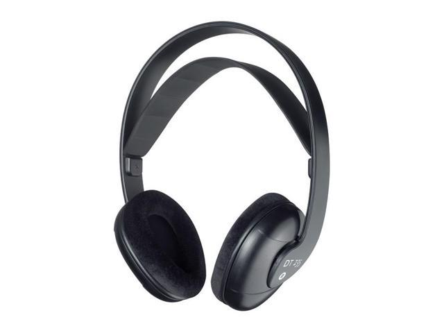 Beyerdynamic DT 235 SW (DT235B) Closed-Back Headphones - Black
