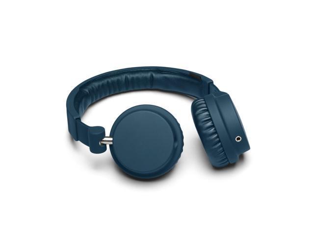 Urbanears Zinken DJ Foldable Collapsible Headphones Mic Remote Indigo Blue