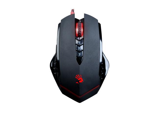 A4tech Bloody V8MA Ultra Gaming Gear Wired 8-Button Gaming Mouse