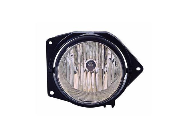 TYC 19-5949-00 Right Side Fog Driving Light