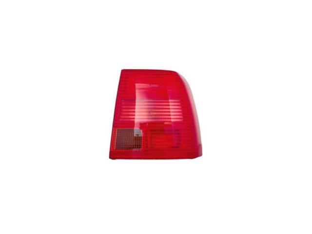 Replacement Depo 341-1914R-US Passenger Tail Light For 98-02 Volkswagen Passat