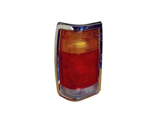 Depo 316-1903L-AS1 Left Replacement Tail Light For Mazda B2600 Mazda B2200 B2000