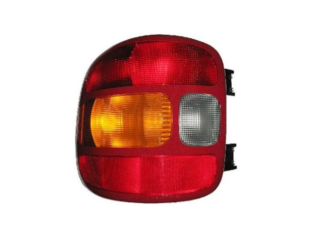 Replacement TYC 11-5200-01 Left Tail Light For Sierra 1500 Silverado 1500