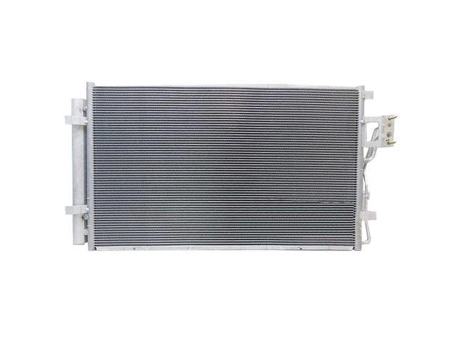 Replacement TYC 4227 AC Condenser For 13-15 Hyundai Santa Fe 976062W500