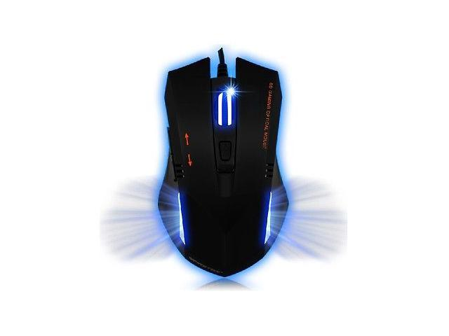 7D 2400DPI WFIRST TIENS 6 Buttons Gaming Usb Mouse for CF WOW RAZER CS