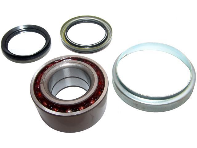 Front Wheel Bearing Repair Kit (Bearing 2 Oil Seal Ring) - Toyota Corolla 1991-2002 - OEM: 04422-12050 Febest: Dac387233-36Kit