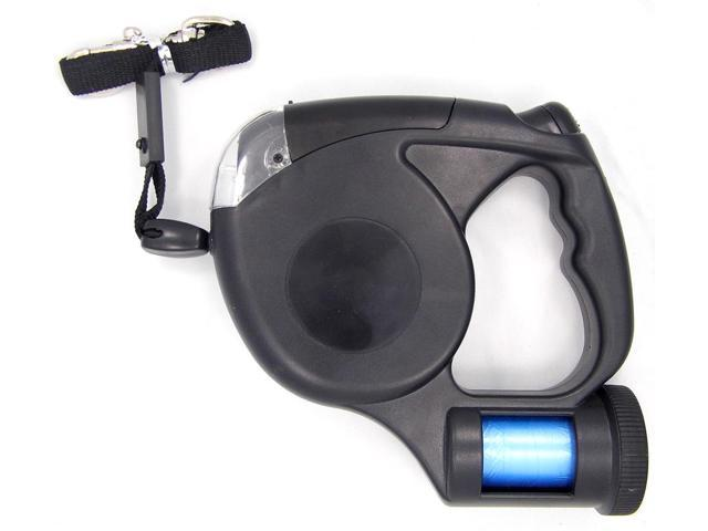 Retractable Leash with Light