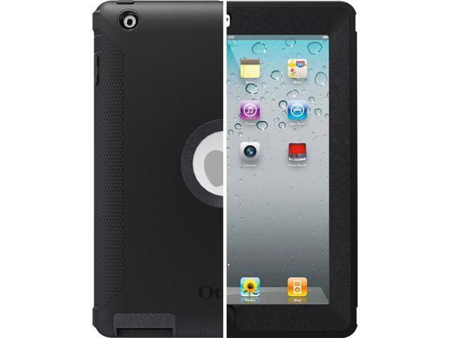 Otterbox Defender Series Case iPad 4/iPad 3/iPad 2 (Black)