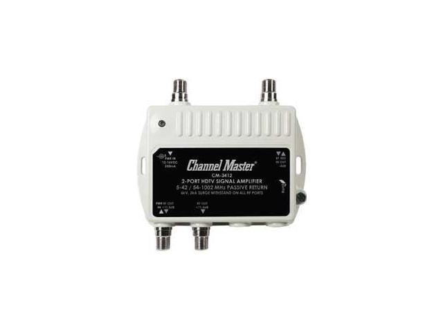 Channel Master 3412 Ultra Mini Distribution Amplifier