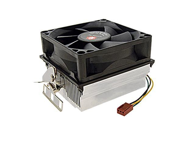 Computer Desktop 3 Pin CPU Cooler Heatsink Cooling Fan DC 12V