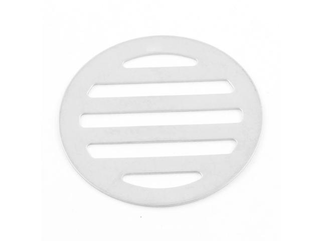 2 5 inch stainless steel floor drain strainer cover bath for 10 inch floor drain cover