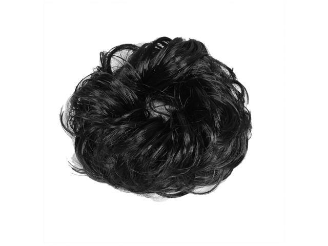 Hairpiece Wig Scrunchie 60