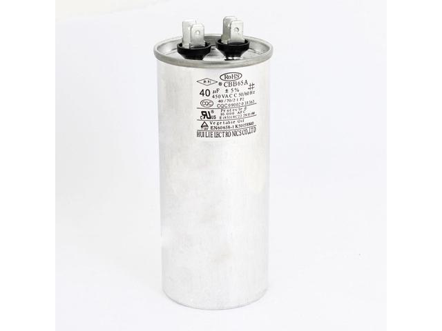 Replacement Polypropylene Film Motor Capacitor Cbb65