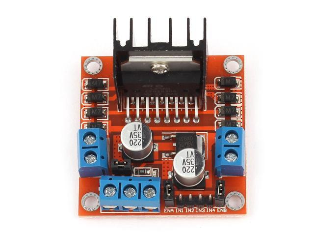How to use the L298N Dual H-Bridge Motor Driver